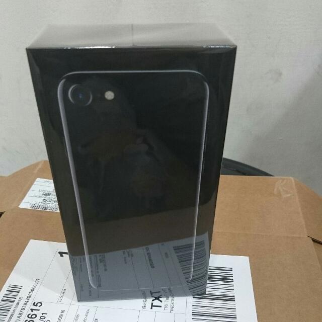 Iphone 7 Plus  128G 曜石黑 全新 未拆