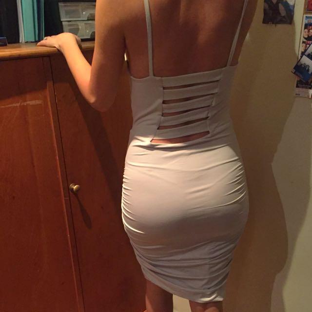 Kookai Dress Midi Size 1 (size 6-8)