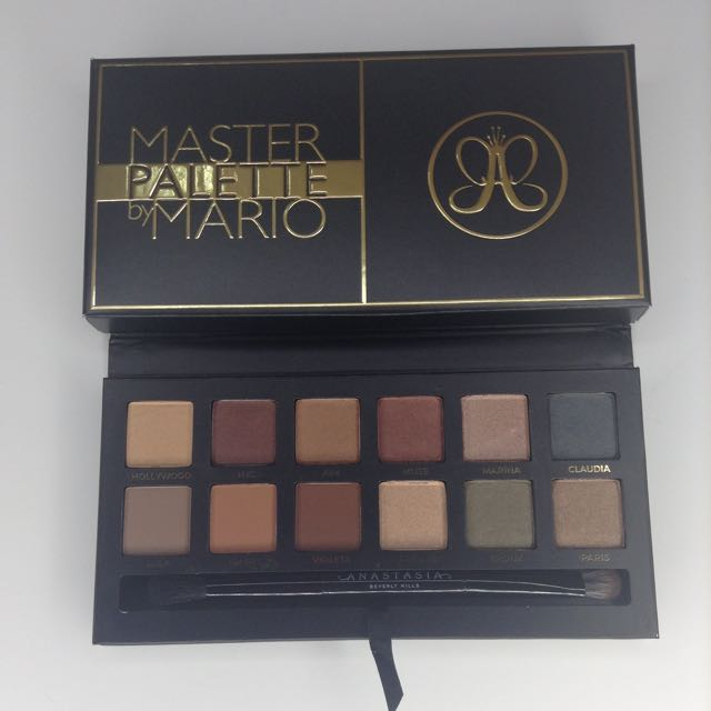 Master Palette By Mario Abh
