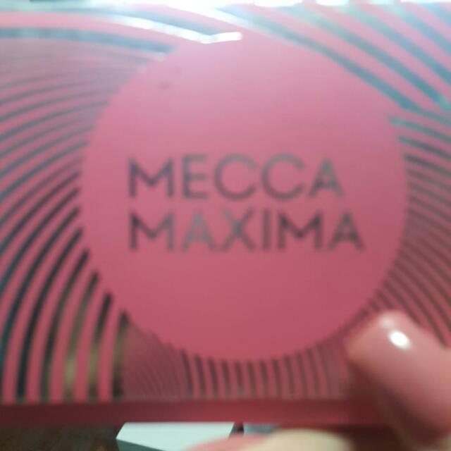 MECCA MAXIMA GIFT VOUCHER