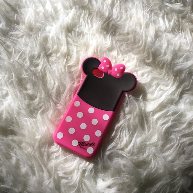 Minnie Mouse Case For Iphone 5/5s/SE