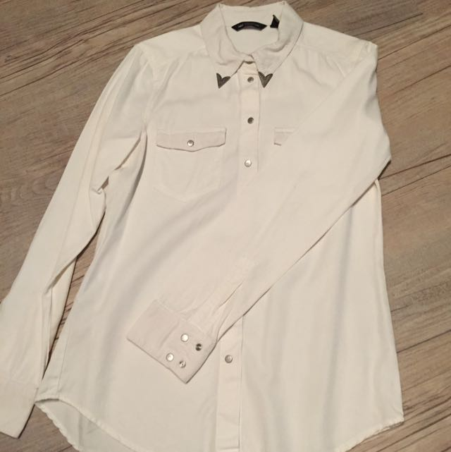 MNG Long Sleeves Shirt