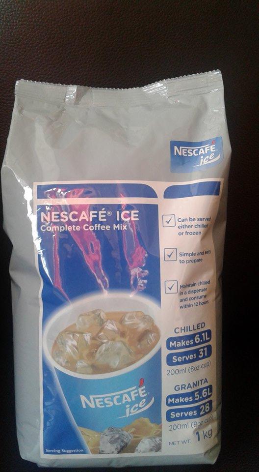 Nescafe Iced Coffee