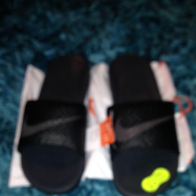 Nike Scuffs