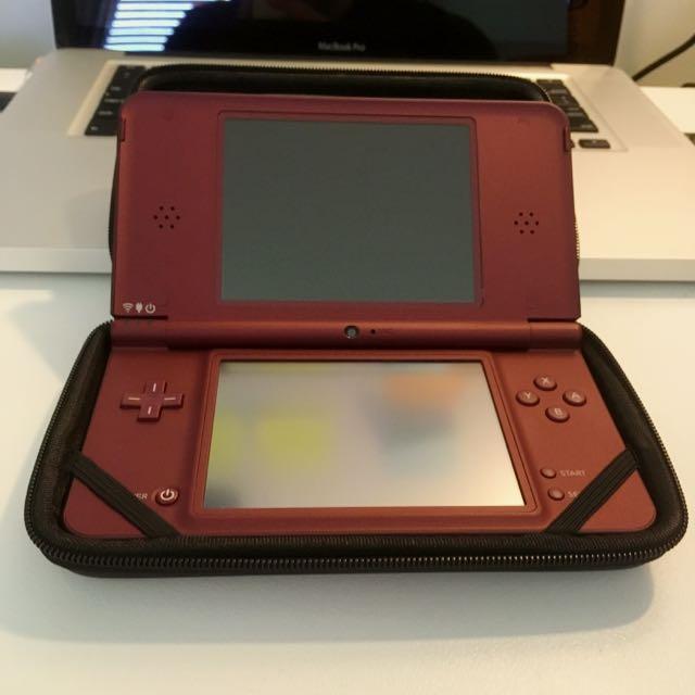 Nintendo DSi XL Console + 45+ Games
