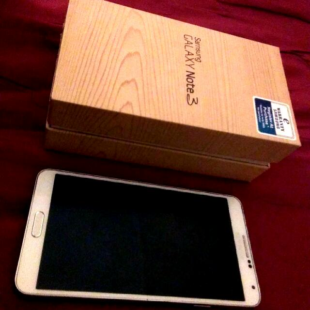 Original Samsung Galaxy NOTE 3 SM-N9005