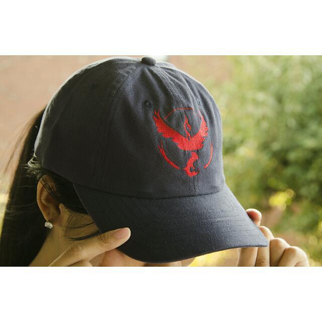 Pokémon Team Valor Cap