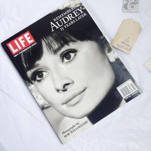 Remembering Audrey