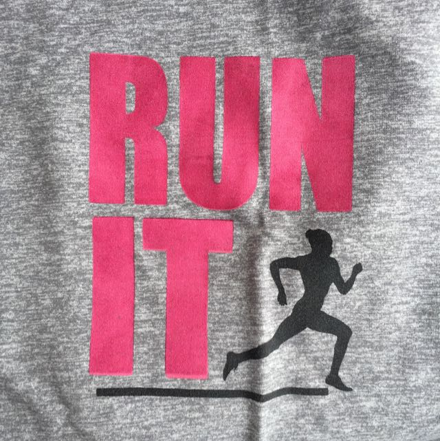 Run It Muscle Tee By Alcis Athletica
