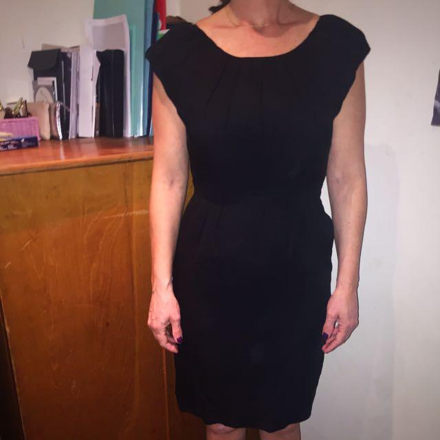 Satch LBD Size 8 Dress