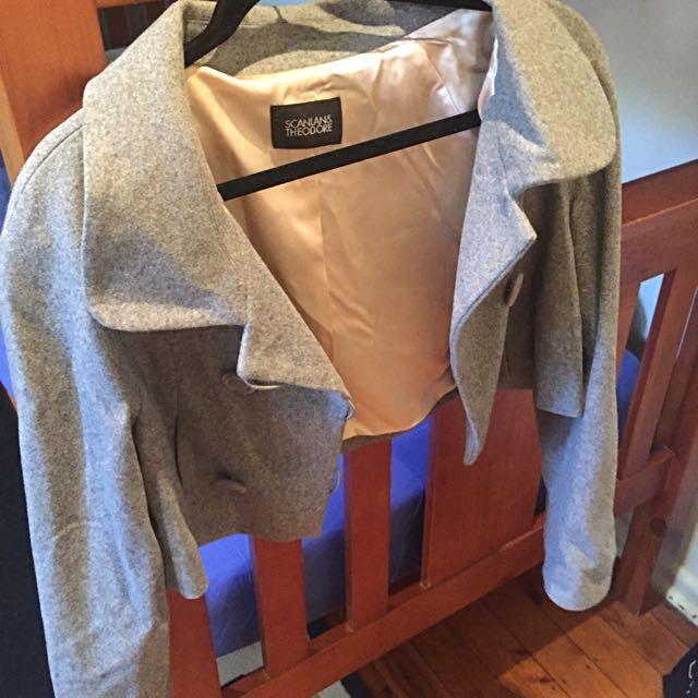 Scanlan and Theodore Jacket Luxury