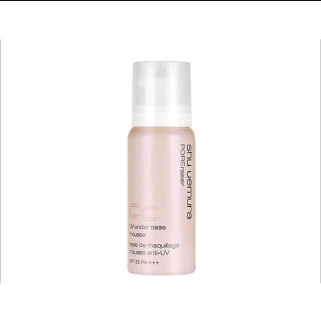 (用過一次)Shu uemura 植村秀 UV泡泡CC慕斯(50g)-自然膚