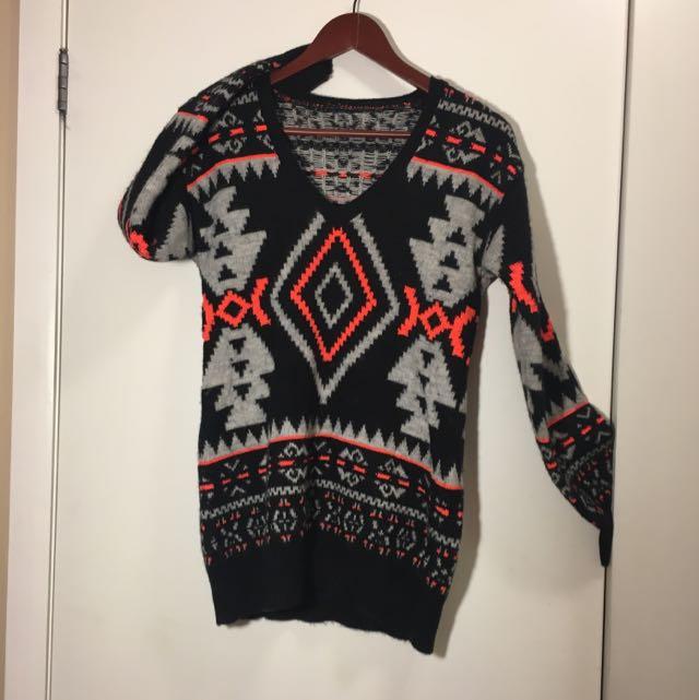 Sisley Long Sweater