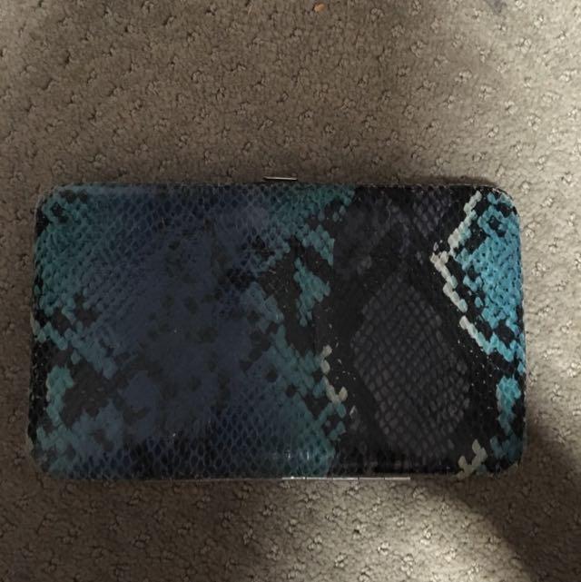 Snake Skin (fake) Wallet