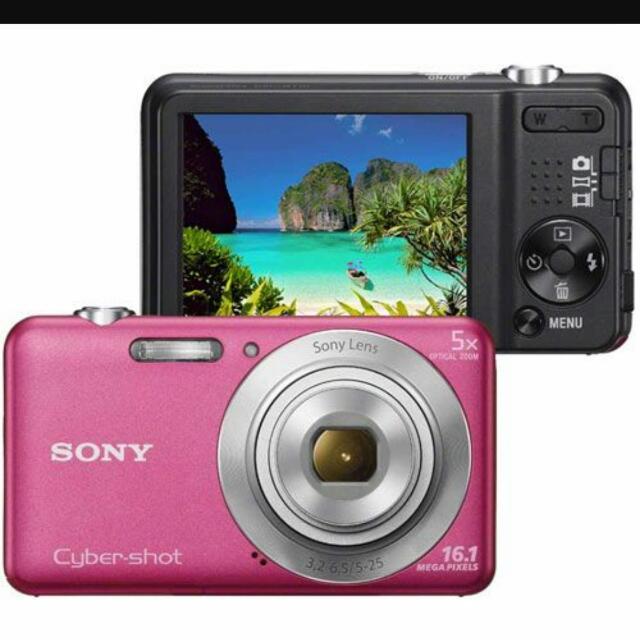 Sony Cyber-shot DSC-W710 (pink)
