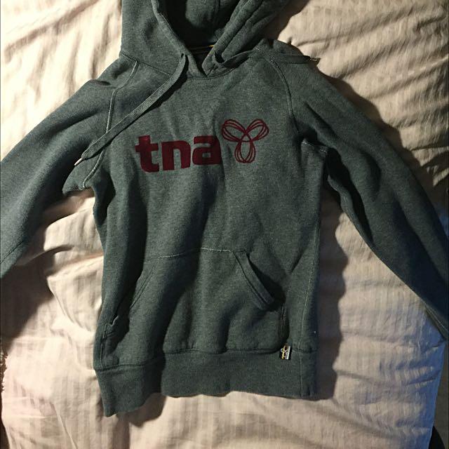 TNA Grey Hoodie