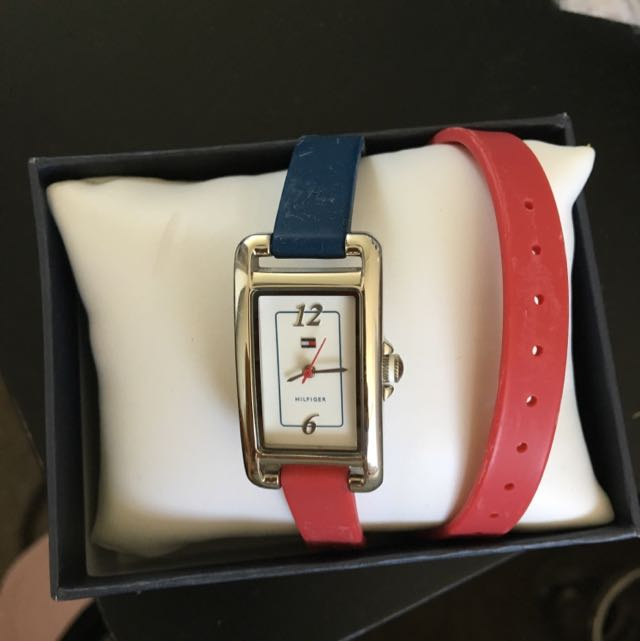 Tonmy Hilfiger Watch #WATCHIT