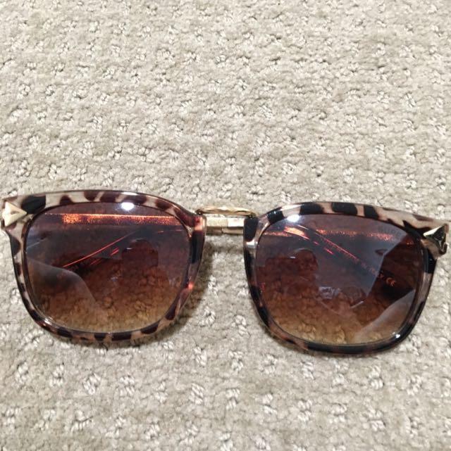 Tourtise Shell Sunglasses