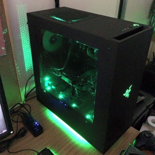Ultra Gaming PC 1440p R9 390X