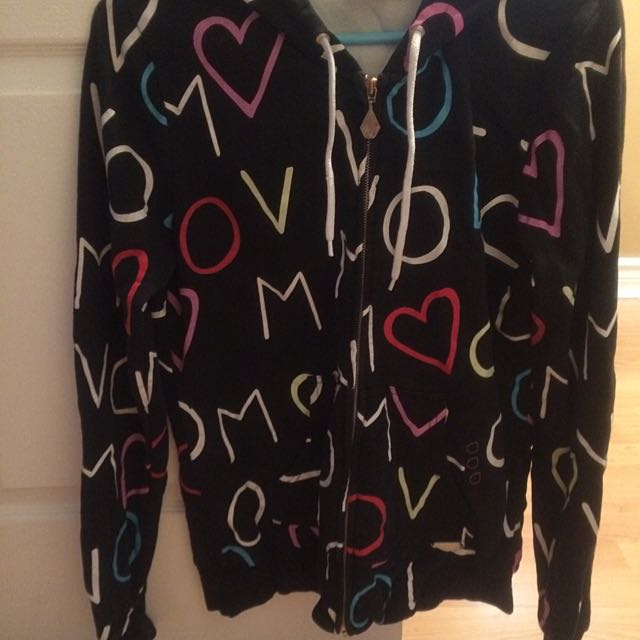 Volcom ZipUp Sweater