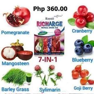 Richarge The Powerful Anti Oxidant