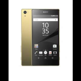 Brand New Unopened Sony Z5 Premium 32G