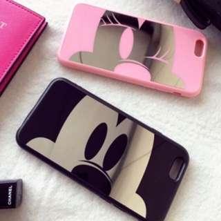 Disney米奇 米妮 I6 Plus、i6s Plus手機殼