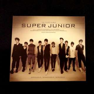 [90%new💖]Super Junior Album - Bonamana