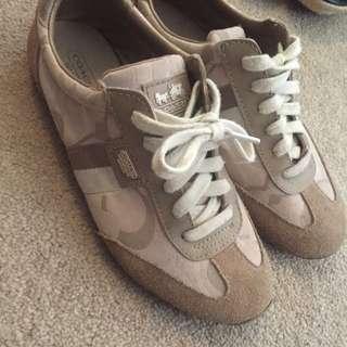 Coach Shoes Sz. 7