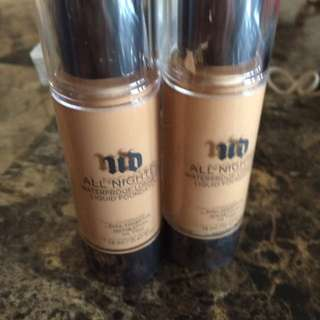 All Nighter Waterproof Long Wear Liquid Foundation Only Have One Left