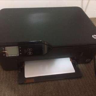 Hp Printer scan copy