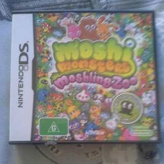 Mosh I Monsters Moshling Zoo Nintendo Ds Game