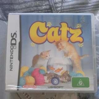 Catz Nintendo Ds Lite Game