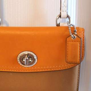 Coach wallet purse
