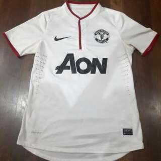 Manchester United Away Kit 12-13