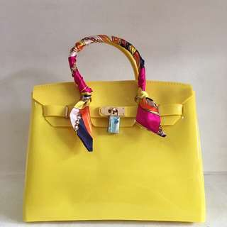 Beachkin Bag (yellow)