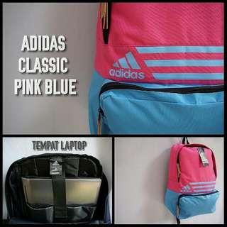 Tas Ransel Adidas Clasic Pink
