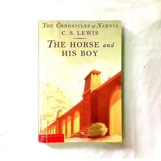 The Chronicles of Narnia - The Horse & His Boy by C. S. Lewis