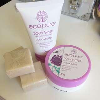 Ecopure gift set 💜
