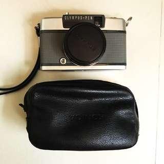 OLYMPUS PEN EE-2 半格相機