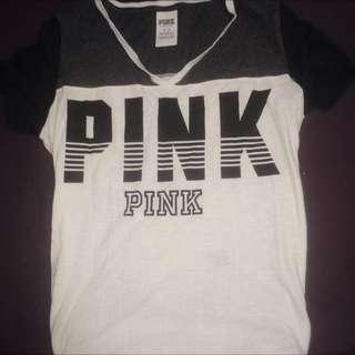 VICTORIAS SECRET PINK T Shirt