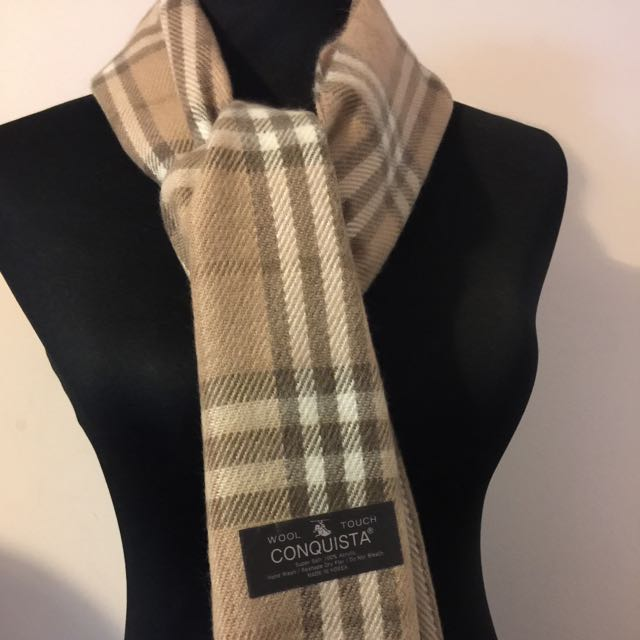 100% Acrylic Scarf. Super Soft . I Have In Different Colours . Unisex.