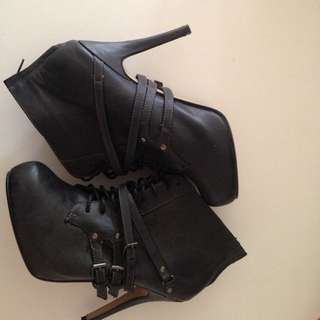 Betts Steampunk Heels
