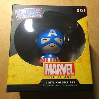 Captain America Funko Dorbz