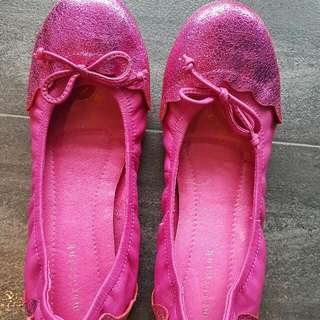 Marble Ink Pretty In Pink Shoes Retail At 120