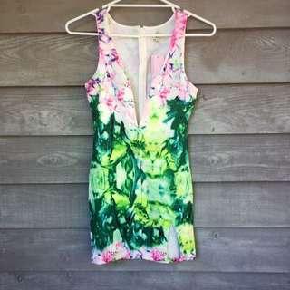 Ava Dress Garden Party / Fairy Pixie Style BNWT Size 6