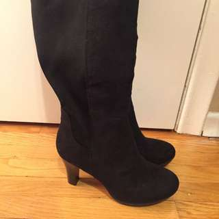 Heel Boots Size 6