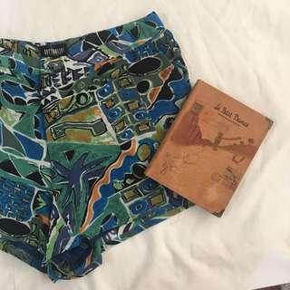 BOTTOMLINE Printed Shorts