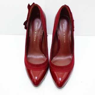 CNK Red Heels
