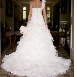 San Patrick, Carpichio, Size 2 Wedding Dress